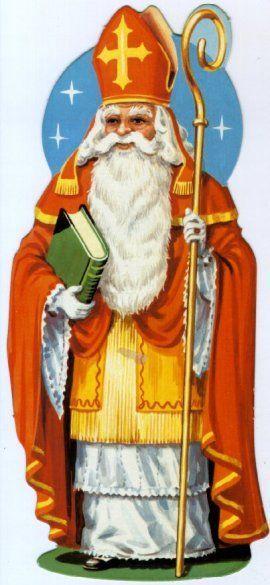 A saint nicolas!!